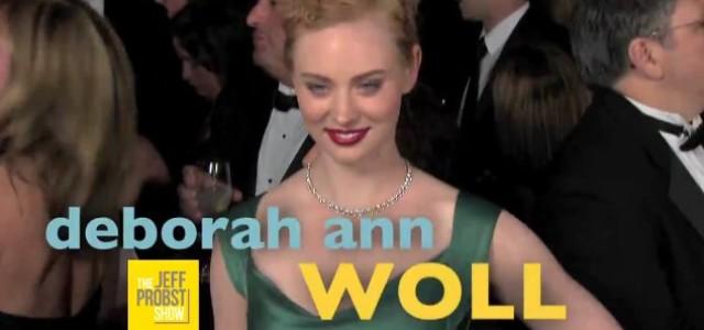Sneak Peek: True Blood's Deborah Ann Woll with EJ Scott on the Jeff Probst Show