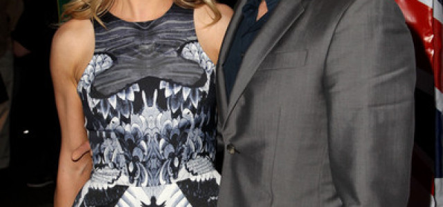 Anna Paquin and Stephen Moyer attend GREAT British Film Reception