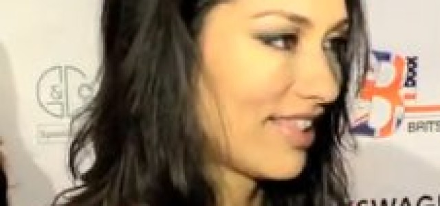 Janina Gavankar Interviewed on the Red Carpet at the Toscars