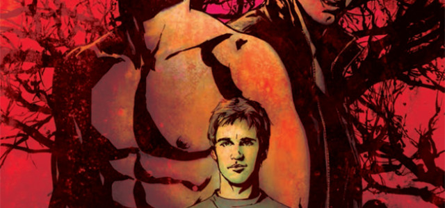 Preview of True Blood Comic 9 by Michael McMillian