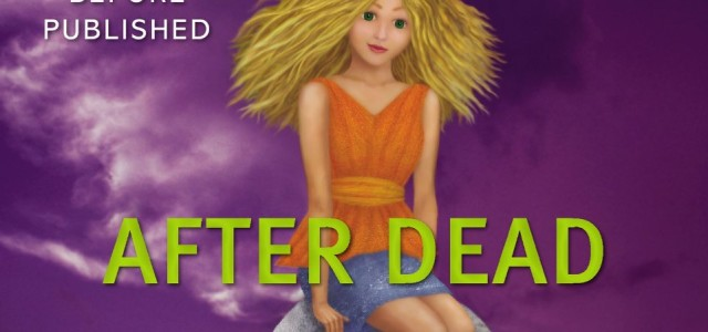 "Cover Art for Charlaine Harris' Sookie Coda Book ""After Dead"""