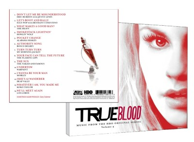 True Blood's Original Music CD Volume 4