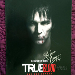 Bill Compton Season 2 Portrait up for Auction for Billsbabes Day 2013