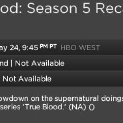 HBO to air Recap of True Blood Season 5 on May 24