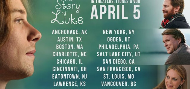 """Kristin Bauer's """"The Story of Luke"""" Opens in Theaters Today"""