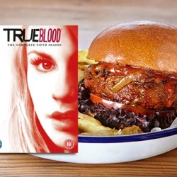 "Londoner's To Get True Blood Inspired ""Louisiana Burger"""
