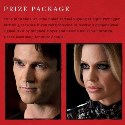 """Fill In The Blood – Enter the True Blood """"Psalms of Lillith"""" Contest"""