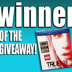 Winner of True Blood Season 5 Giveaway: Guess the Body Count/Killer