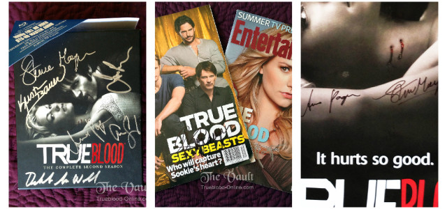 True Blood Premiere charity auctions for elephant adoption