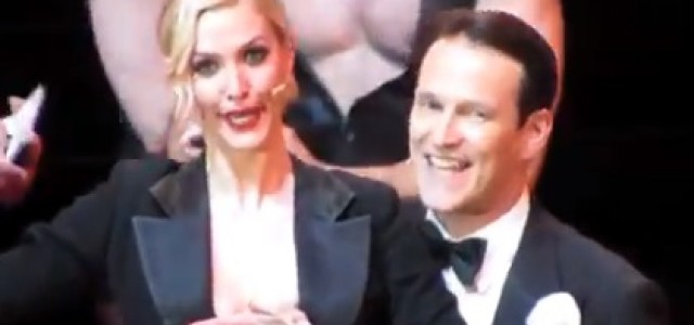 """Video: Stephen Moyer rocked the Hollywood Bowl with """"Chicago"""""""