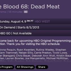 Title Change for True Blood Season 6 Episodes 8 & 10
