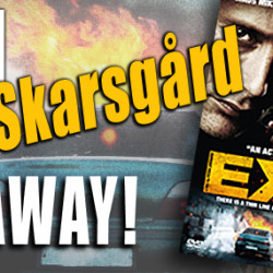 """DVD Giveaway – Alexander Skarsgård's 2006 Action film: """"EXIT"""""""