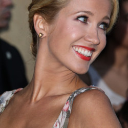 Anna Camp attends premiere of 'Lovelace' at the Egyptian Theatre