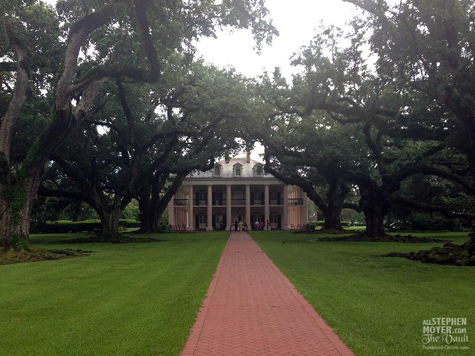Oak Alley Plantation Interview With A Vampire The Great Northern Tru...