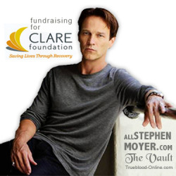 Winners announced of the CLARE Foundation Giveaway