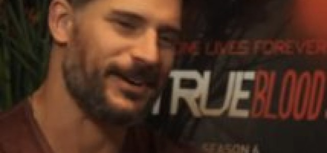 Joe Manganiello Talks about Alcide in True Blood Season 6