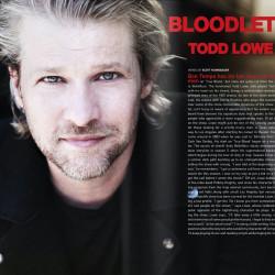 Todd Lowe Featured in Bello Magazine