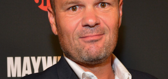 Chris Bauer attends VIP Pre-Fight Party for Mayweather-Alvarez fight