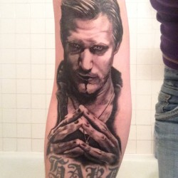 Fan shows her True Blood love with Eric Northman tattoo