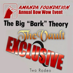 "Vault Exclusive: Amanda Foundation Halloween Event – The Big ""Bark"" Theory"