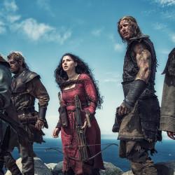 First Look at Ryan Kwanten's Bloody Vikings of 'Northmen'