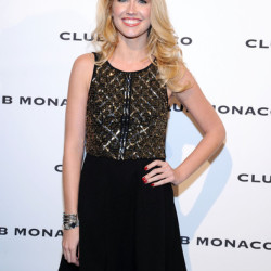 Anna Camp at Opening of Club Monoco in New York