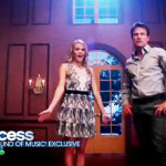 Carrie Underwood & Stephen Moyer Perform 'Edelweiss'