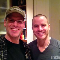EJ Scott Interviews True Blood's Rob Kazinsky for his Podcast