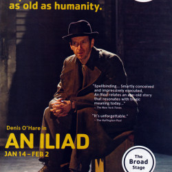"""Denis O'Hare to Star in his """"Iliad"""" in Los Angeles Area"""