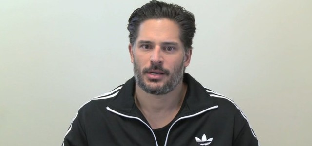Joe Manganiello Visits Dr. OZ and reveals transformation secrets