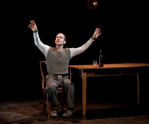 "Denis O'Hare in ""An Illiad"""