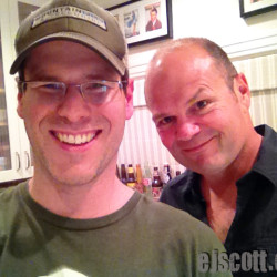 EJ Scott interviews True Blood's Chris Bauer