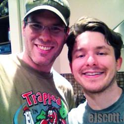 "EJ Scott interviews True Blood's ""Tommy"" Marshall Allman"