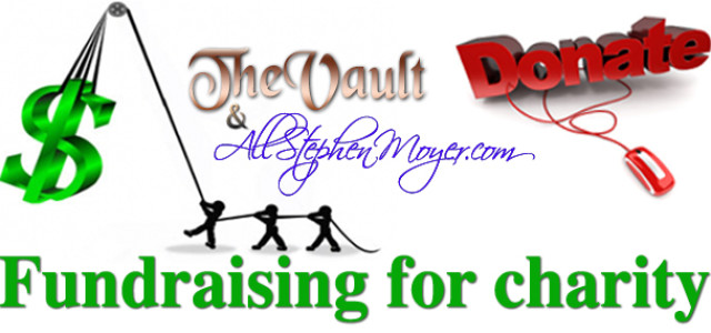 FUNDRAISING FOR CHARITY