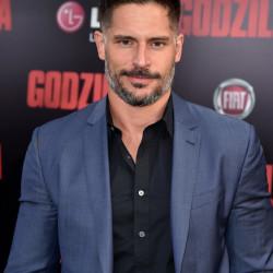 "Joe Manganiello Attends ""Godzilla"" Premiere last night"