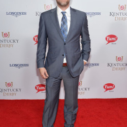 Todd Lowe attends the 140th Kentucky Derby