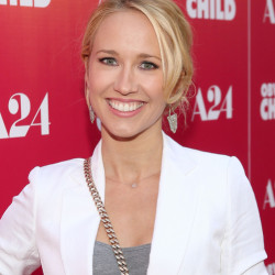 Anna Camp attends screening of A24's 'Obvious Child'