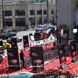 Walking the Red Carpet at True Blood's Season 7 Premiere