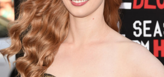 Deborah Ann Woll nominated for Chainsaw Award
