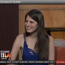 Amelia Rose Blaire on My Fox LA
