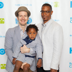 Denis O'Hare and Hugo Redwood Honored by RaiseAChild.US