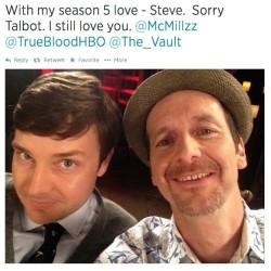 Denis O'Hare teases The Vault with Villian Photos on Twitter
