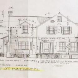 Original Blueprints of True Blood properties.