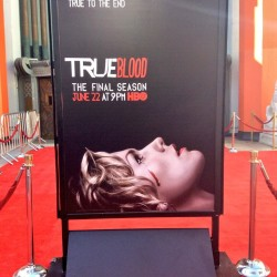 Photos: True Blood cast walks the red carpet for the last time