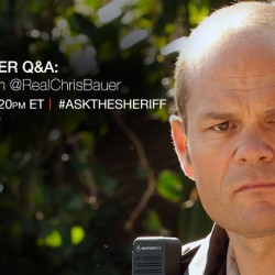 Chris Bauer LIVE TWITTER CHAT Q&A on July 22