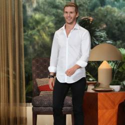 Ryan Kwanten Appears on Queen Latifah Show