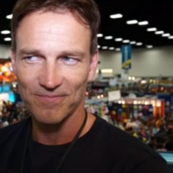 Stephen Moyer Interviewed at Comic Con about the end of True Blood