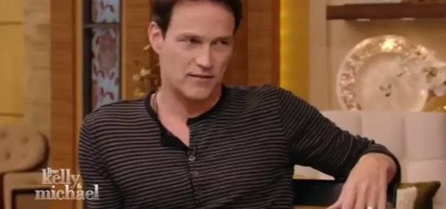 Stephen Moyer to appear on Live with Kelly and Michael
