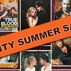 True Blood Summer Sale Charity Auctions