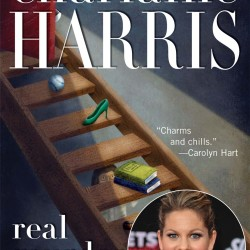 "Charlaine Harris ""Aurora Tea Garden"" adapted into movies"